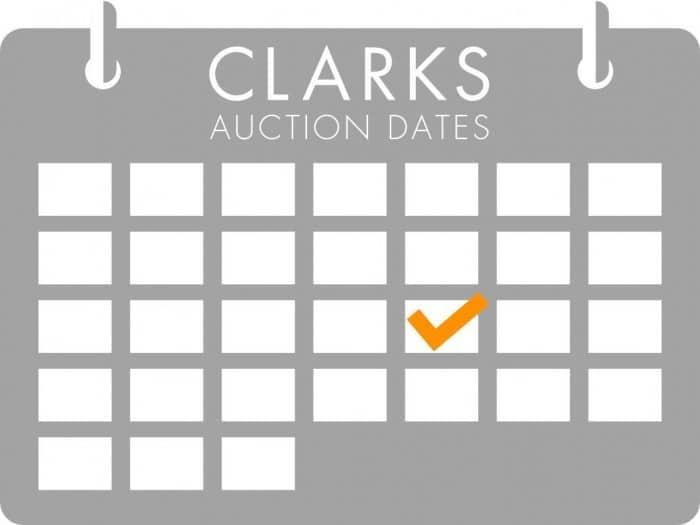 Clarks Auction Dates