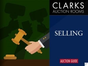 Selling at Clarks Auction Rooms