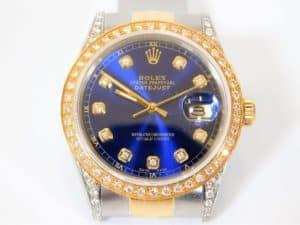 Rolex Datejust Sold £3100