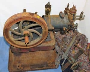 Edwardian gas engine SOLD £4050