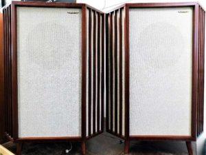 "Tannoy York Corner 15"" Monitor Reds speakers SOLD £6400"