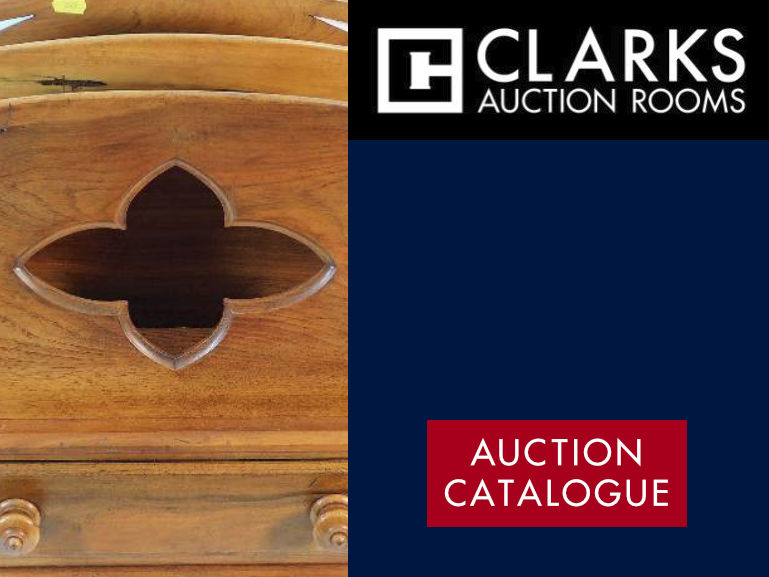 Clarks August 2020 Auction
