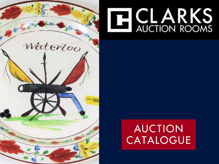 Clarks February Auction