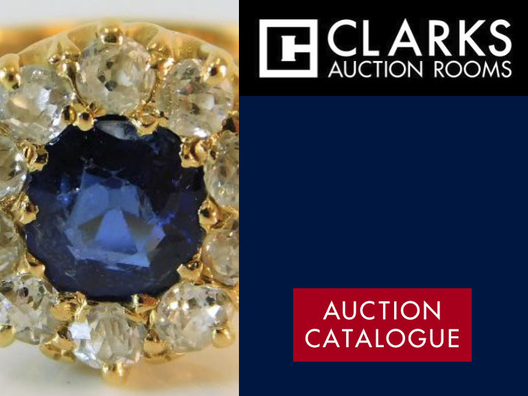 Clarks March Auction