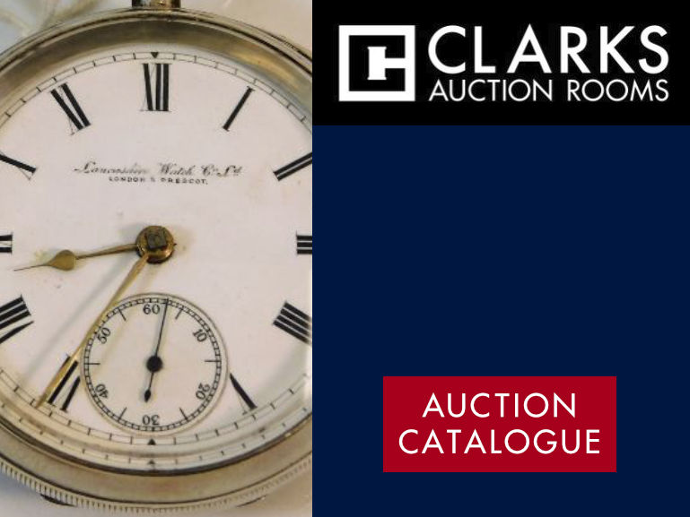Clarks May Auction