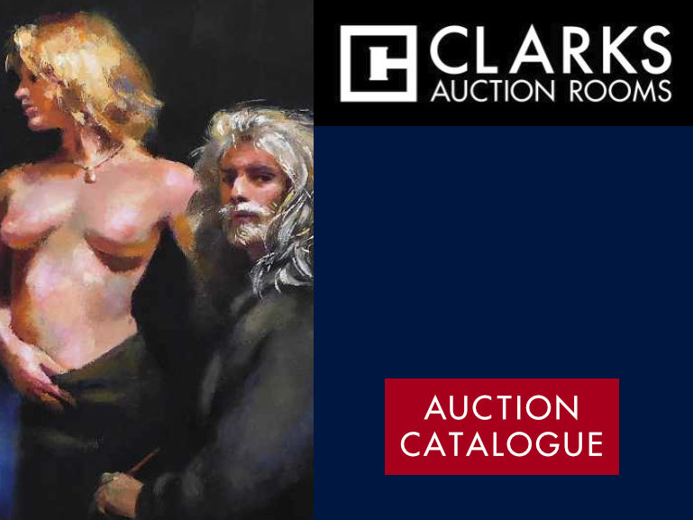 Clarks July 30th Auction