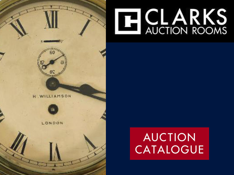 Clarks October 2020 Auction