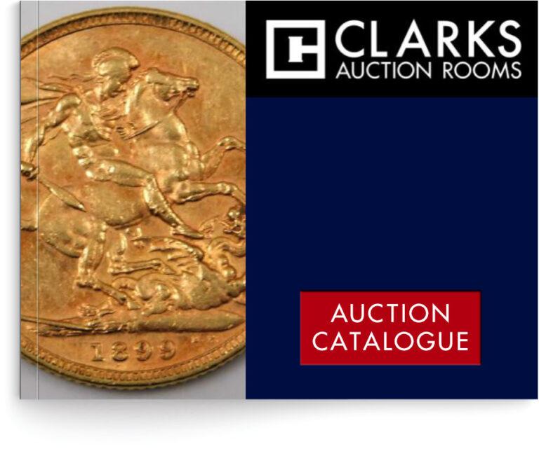Clarks Auction Rooms Catalogue