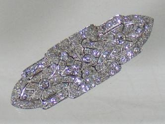 1920's diamond brooch £3200