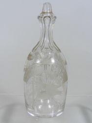 19thC. White Star Line bitters bottle £700