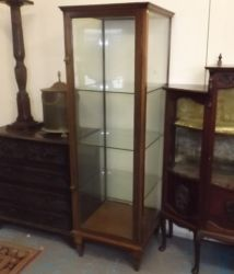 c.1900 display case £260