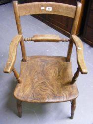 Farmhouse chair £60