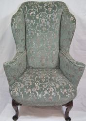 18thC. wing back £500