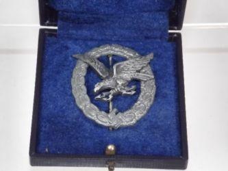 German WW2 badge £310