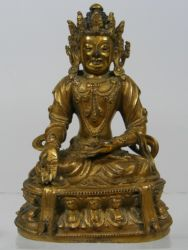 Small gilt bronze Tara £2700
