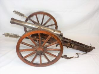 A model of a cannon £260