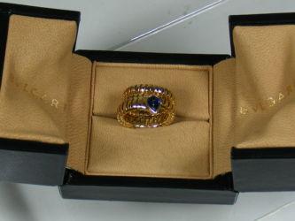 Bvlgari ring £1600