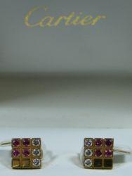 Cartier ear rings £620