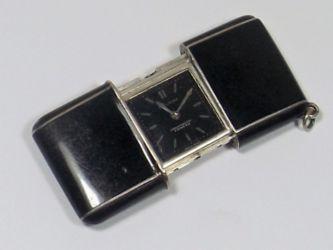 A Movado slide watch £200