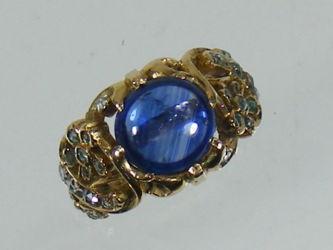 Sapphire ring £400