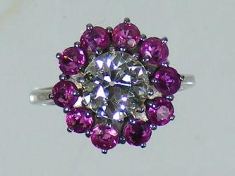 1.5ct diamond ring £3550