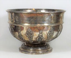 A silver montieth £2150
