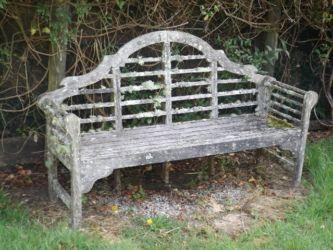 Lutyens bench £290