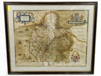 16thC. Map £760