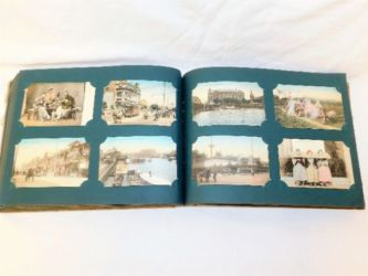 Chinese & other postcards sold £400