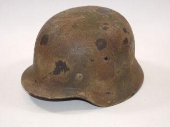 German WW2 helmet af sold £300