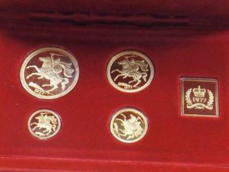 Polboy coins set sold £1850