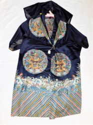 c.1880 Chinese gown sold £4200